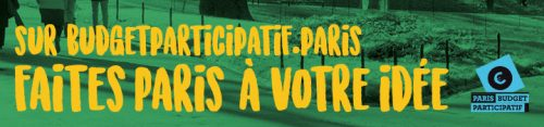 Budget participatif Paris